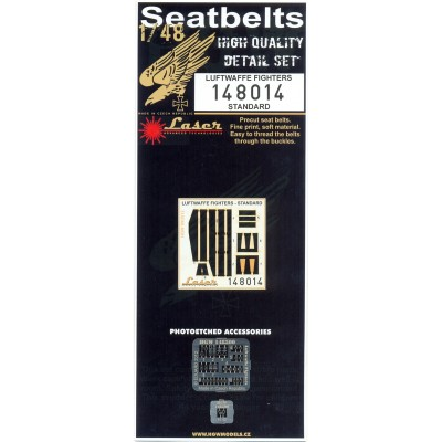 Luftwaffe (Early) - Seatbelts 1/48 - 148014