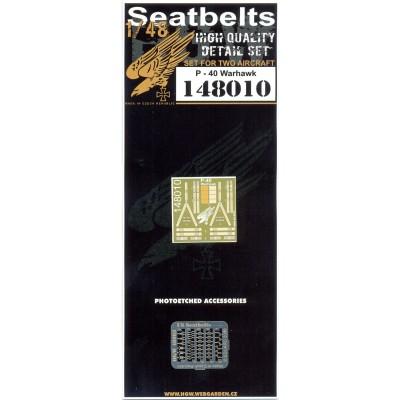 "Spitfire Mk.II (Sutton ""QS"" Harness) - Seatbelts 1/32 - 132548"
