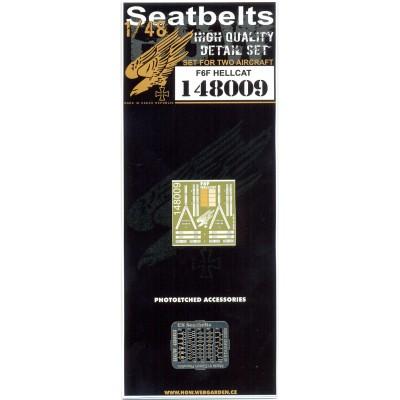 F6F Hellcat - Seatbelts 1/48 - 148009