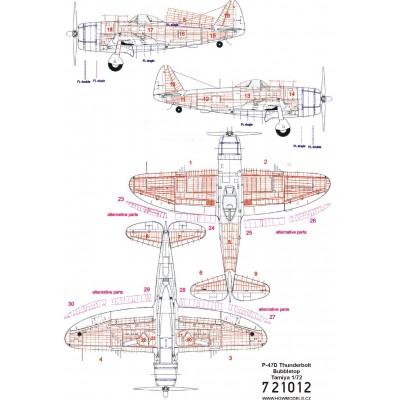 DFW C.V - Seatbelts 1/32 - 132549