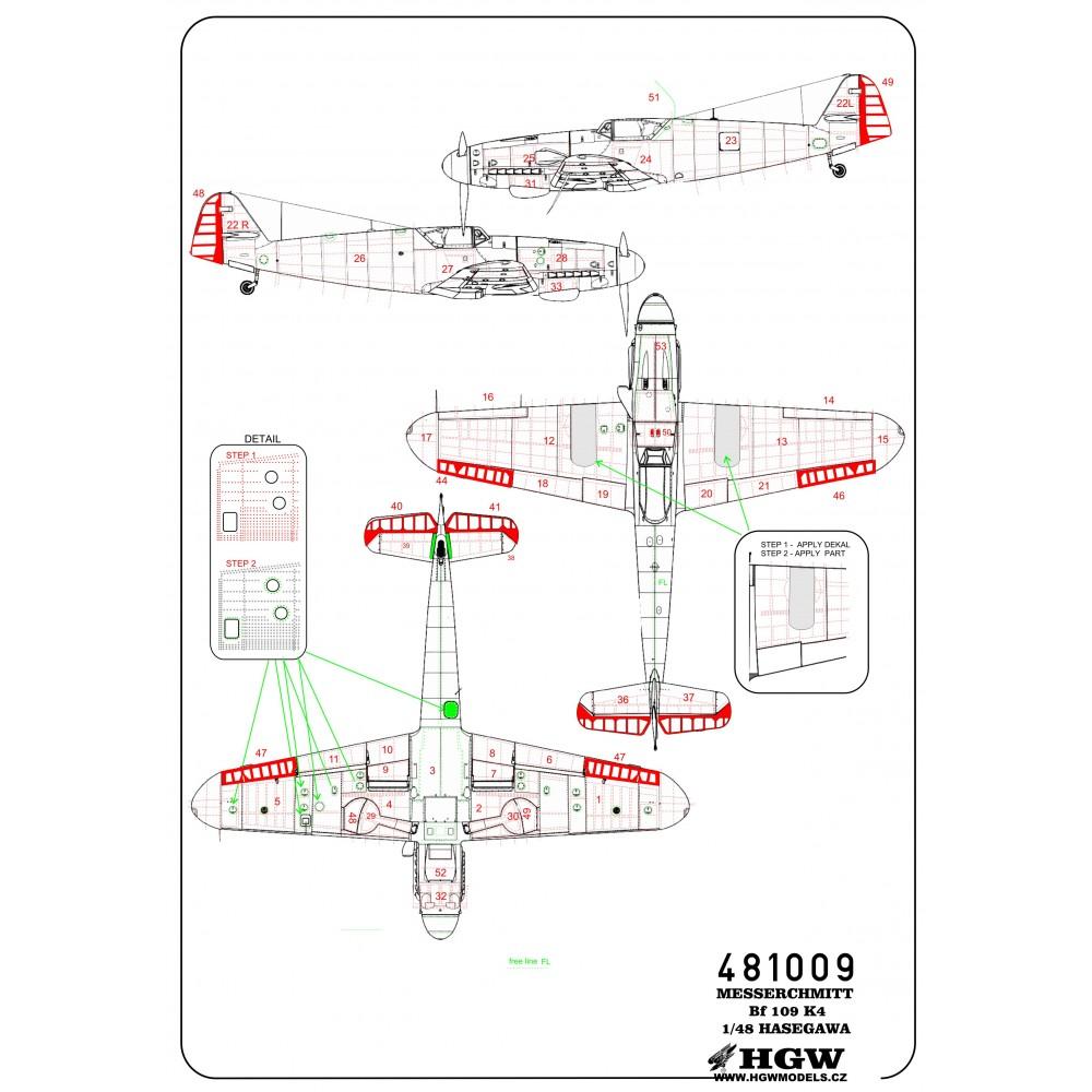 Roland C.II - Exterior 1/32 - 132140