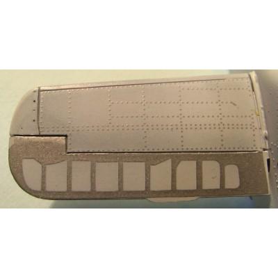Dvojité & trojité řady - Nýty 0,90 mm 1/48 - 482014