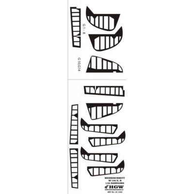 Kulaté vzory - Pozitivní nýty 1/48 - 482016