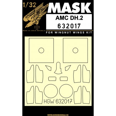 AMC DH.2 - Masks 1/32 - 632017