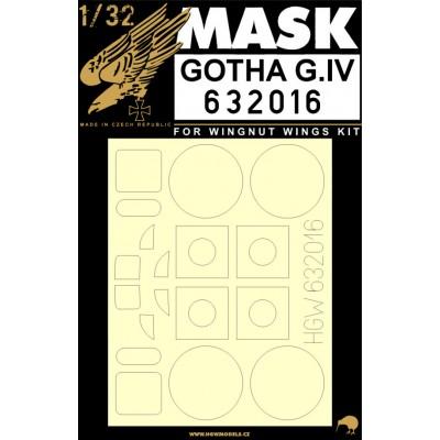 Gotha G.IV - Masks 1/32 - 632016