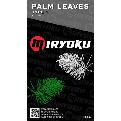 Palm leaves - TYPE 1