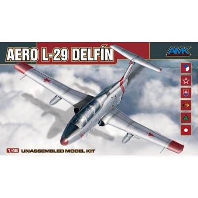 Aero L-29 Delfín - AMK 1/48