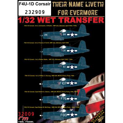 F4U-1D CORSAIR - 1/32 - 232909