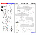 US Ordnance set- Stencils 1/48 - 248054