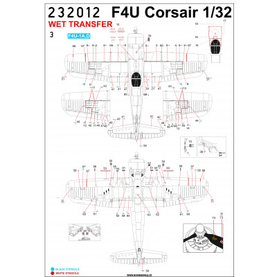 MiG-21MF - Stencils & Markings 1/72 - 272021