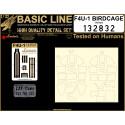 F4U-1 Birdcage (Tamiya) - Basic Line 1/32 - 132832