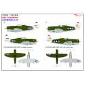 Messerschmitt Me 262 - Stencils 1/32 - 232017