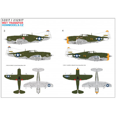 Liberator GR Mk. III / Mk. V - Popisky 1/72 - 272016