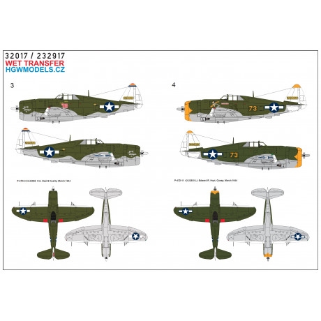 Liberator GR Mk. III / Mk. V - Stencils 1/72 - 272016