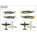 Messerschmitt Bf 109 - Stencils & Markings 1/48 - 248052