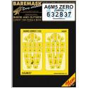 A6M5 ZERO - Masks 1/32 - 632837