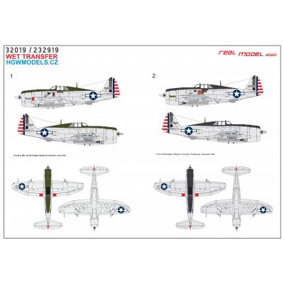 Focke Wulf A8/R2 Reichsverteidigung - Markingy 1/48 - 248059
