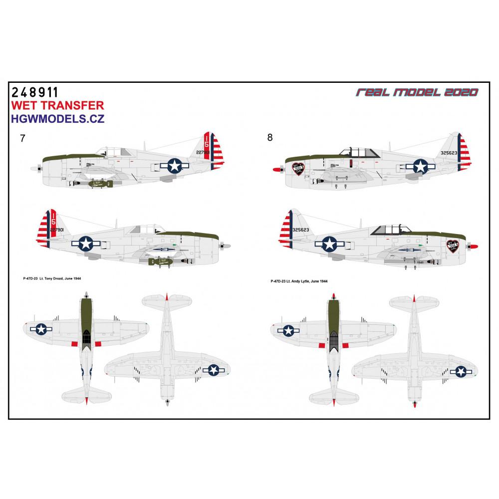 P-51D Mustang (Tamiya) - Basic Line Plus 1/48 - 148811