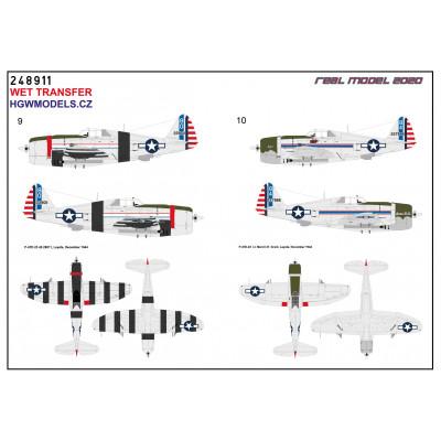 A6M5c ZERO - Masky 1/32 - 632422
