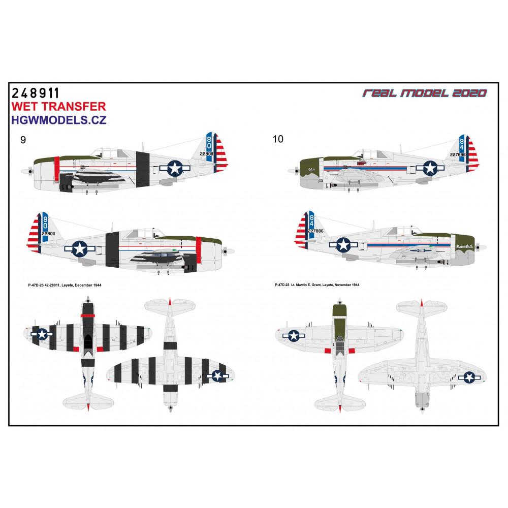 A6M5c ZERO - Masks 1/32 - 632422