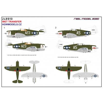 """Bf109 """"Afrika"""" - PLUS - 1/48 - 248064"""