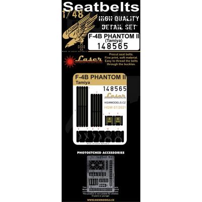 F4B PHANTOM II - Seatbelts 1/48 - 148565