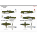Messerschmitt Bf109G-14 (AS) - Markingy 1/48 - 248069