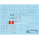 Fw190D-9 Fw190D-9 - Super Nýtovací sada (Hasegawa) - 1/32 - 321024