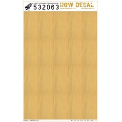 Light Plywood - Transparent (NO GRID) 1/32 - 532063