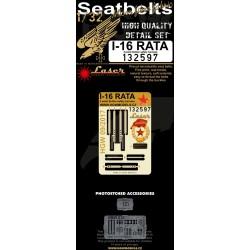 I-16 RATA - Seatbelts 1/32 - 132597