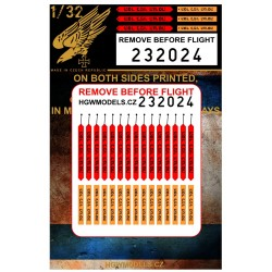 Remove Before Flight - Easy Belts 1/32 - 232024