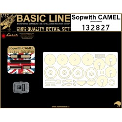 Sopwith Camel - Basic Line 1/32 - 132827