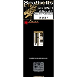 Fw 190 (early) - Seatbelts 1/48 - 148557