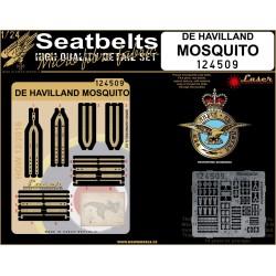 Mosquito - Seatbelts 1/24 - 124509