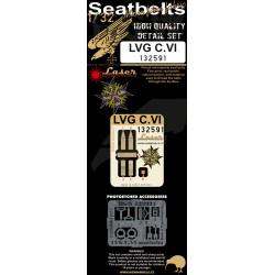 LVG C.VI - Textilní pásy 1/32 - 132591