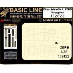 A6M5c Zero - Basic Line 1/32 - 132822