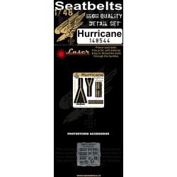 Hurricane - Seatbelts 1/48 - 148544
