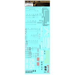 F4U Corsair - Popisky 1/48 - 248023