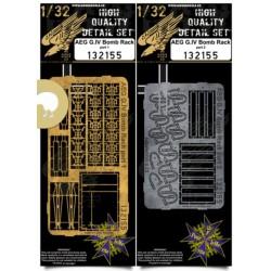 AEG G.IV - Bomb Rack 1/32 - 132155