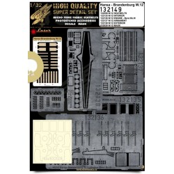 Hansa B. W.12 - Super Detail Set 1/32 - 132149