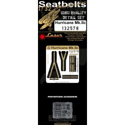 Hurricane Mk. II - Seatbelts 1/32 - 132578