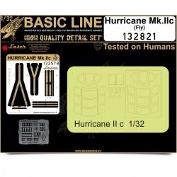 Hurricane Mk. II - Basic Line 1/32 - 132821
