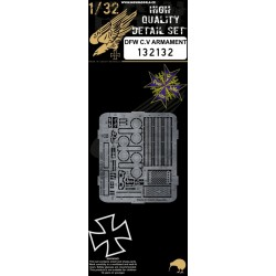 DFW C.V - Armament 1/32 - 132132