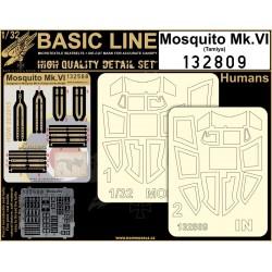 Mosquito Mk.VI - Basic Line 1/32 - 132809