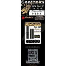F-4 Phantom (NAVY) - Seatbelts 1/48 - 148541