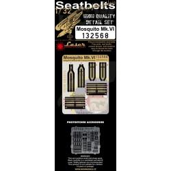 Mosquito Mk.VI - Seatbelts 1/32 - 132568