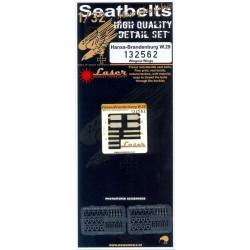 W.29 - Textilní pásy 1/32 - 132562