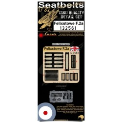 Felixstowe F.2a - Seatbelts 1/32 - 132561