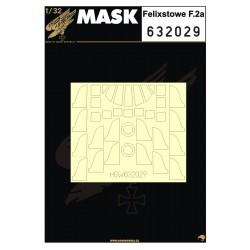 Felixstowe F.2a - Masky 1/32 - 632029