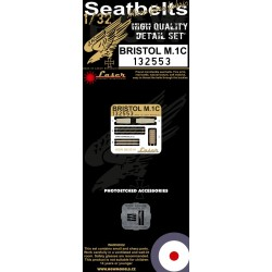 Bristol M.1C - Seatbelts 1/32 - 132553